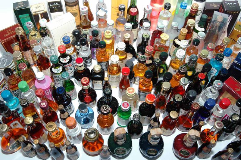 wholesale liquor business
