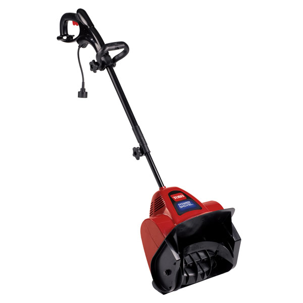 Toro 38361 Power Shovel 7.5 Amp Electric Snow Thrower-Snow Shovels