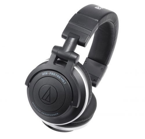 audio-technica-ath-pro700mk2-professional-dj-over-ear Bass Headphones