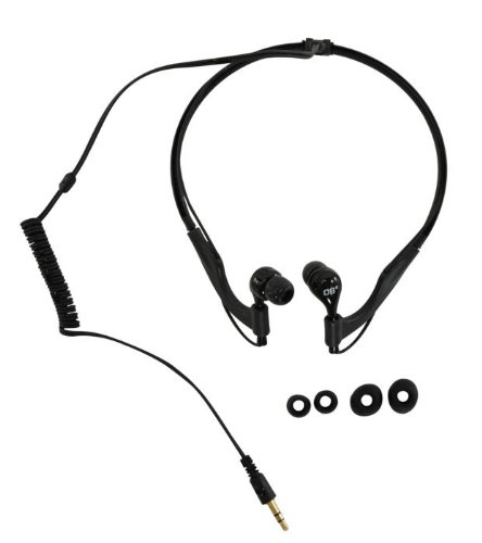 The OverBoard Waterproof Earphones - waterproof earbuds