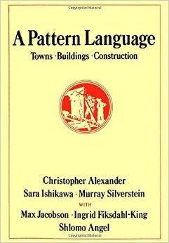 Center for Environmental Structure Studies: A Pattern Language- Architecture Books
