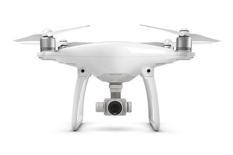 DJI Phantom 4- drone cameras