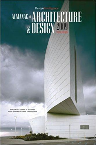 Design Intelligence: Almanac of Architect & Design 2009- Architecture Books