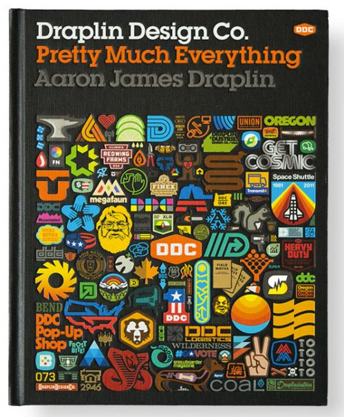 Draplin Design Co: Pretty Much Everything-Graphic Design Books