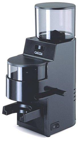 Gaggia MDF Burr Grinder- coffee grinders