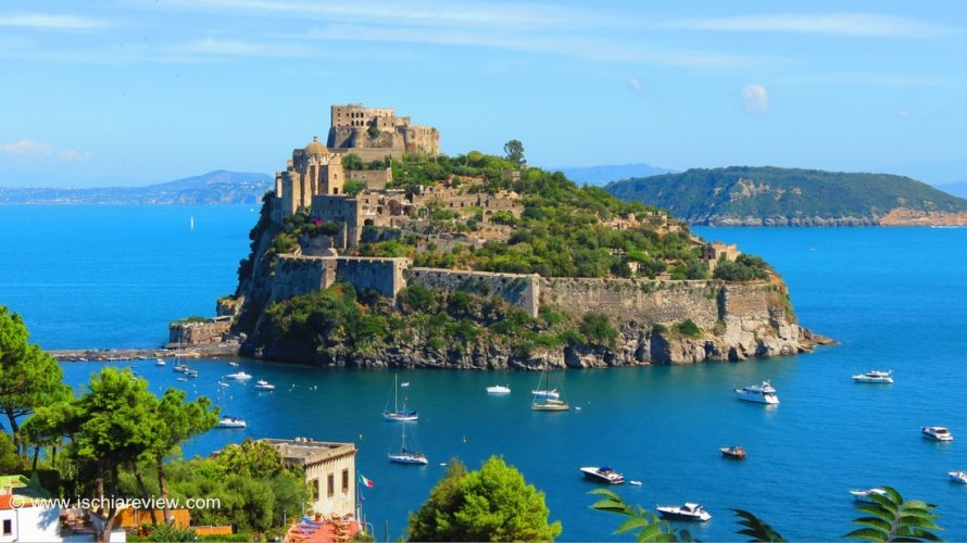 The Ischia Island In Italy Must Be One Of Best Islands To Visit Reach You Need Take A Ferry From Naples With Its Natural Beauty That