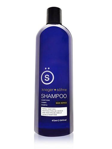 Krieger + Söhne Professional Shampoo- hair growth shampoos
