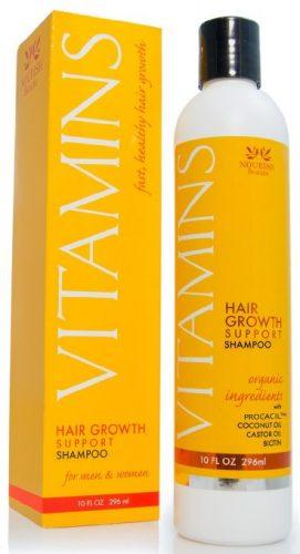 NOURISH Beaute Vitamins Hair Growth Shampoo