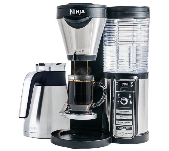 Ninja Coffee Bar Brewer- coffee grinders