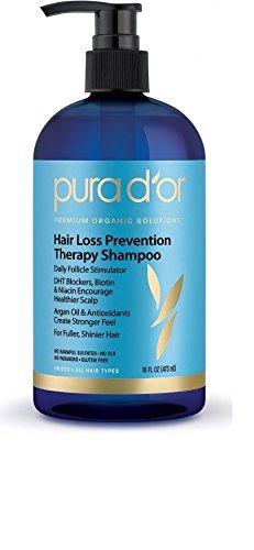 PURA DOR- hair growth shampoos