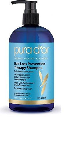 PURA DOR- hair growth shampoos