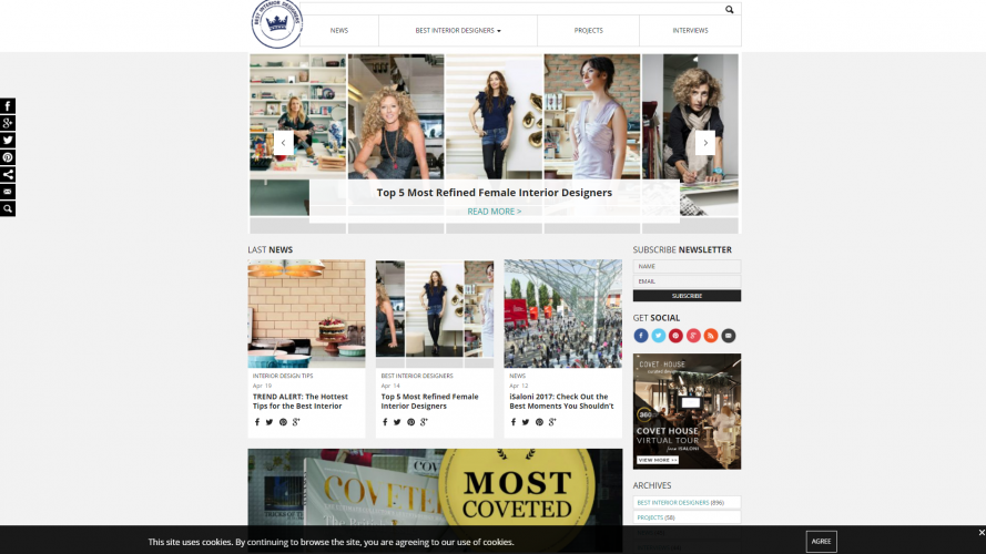 Best Interior Designer – For the Best Interior Inspiration- Interior Design Blogs