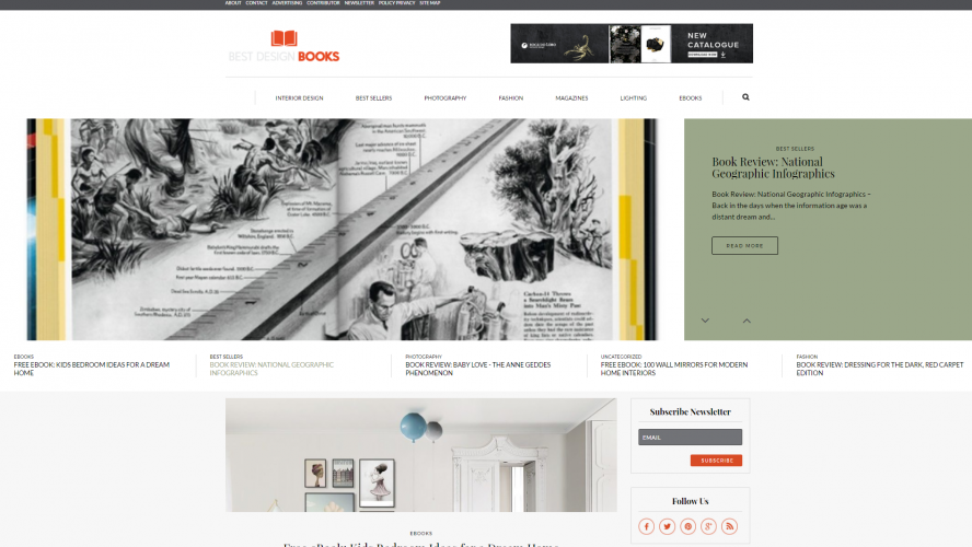 Best Design Books – The Blog Site for the Best Design Books- Interior Design Blogs