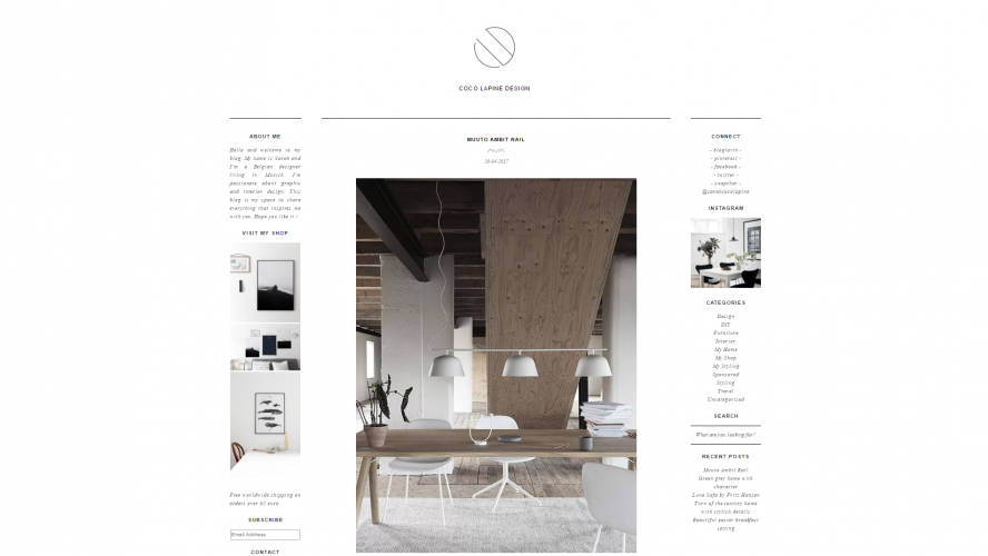 Coco Lapine Design – For all Your Graphic & Interior Design Tips- Interior Design Blogs