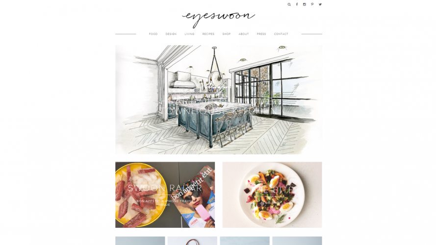 EyeSwoon – Create Beauty in All the Nooks and Crannies of Your Life- Interior Design Blogs
