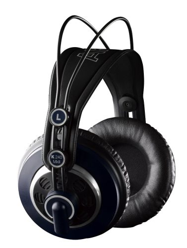 The AKG K 240 MK II- Open Back Headphones