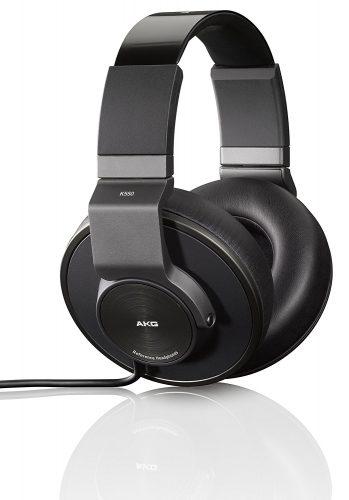 The AKG K550- headphones