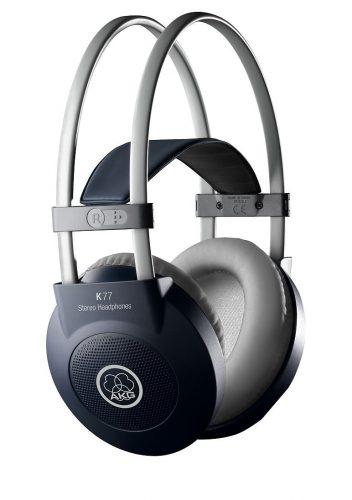 The AKG Pro Audio K77- headphones