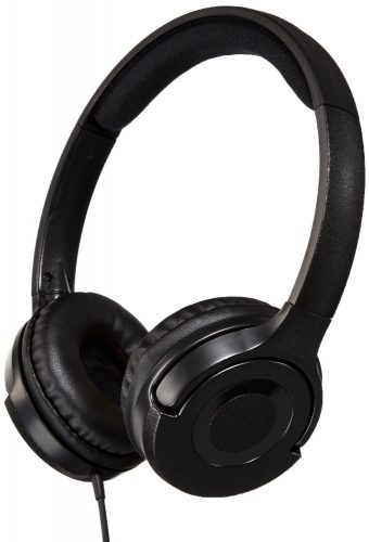 The AmazonBasics On-Ear Headphone- kid headphones