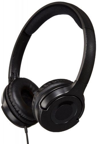 The AmazonBasics On-Ear Headphone- kid headphones
