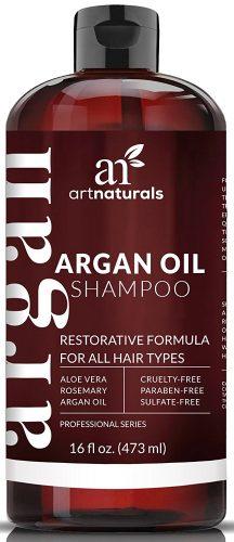 The Art Naturals Organic Daily Argan Oil Shampoo- hair growth shampoos