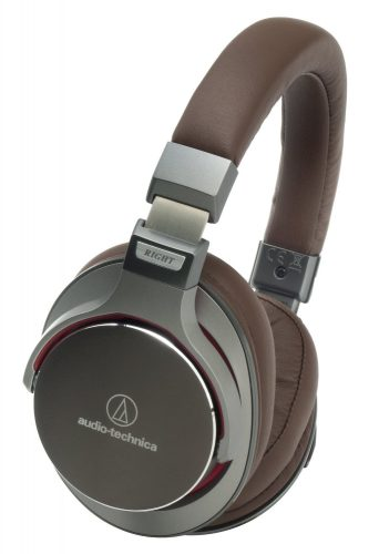 The Audio Technica ATH-MSR7Headphone- best over-ear headphones