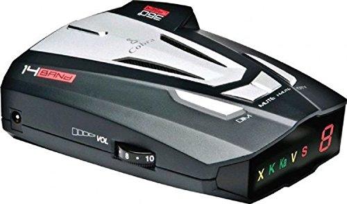 The Cobra XRS9370- car radar detectors