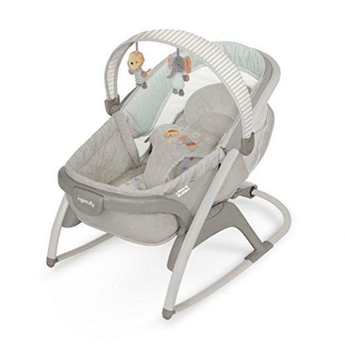 The ConvertMe Ingenuity Baby Rocker-10 Best Baby Swings