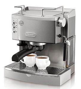 The DeLonghi EC702 15-Bar-Pump Espresso Maker