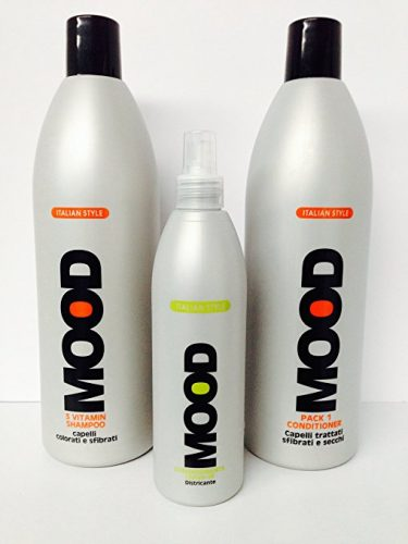 The Elgon Mood 3 Vitamin Shampoo- hair growth shampoos