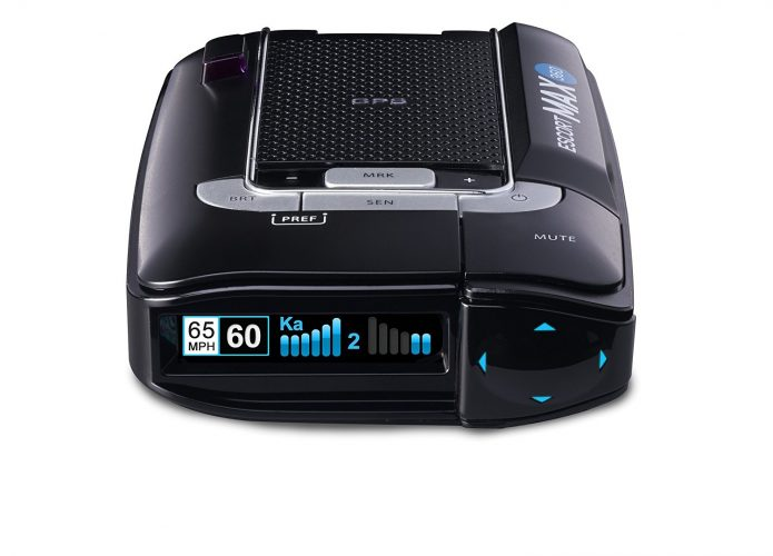 The Escort Max 360 Radar Detector- car radar detectors