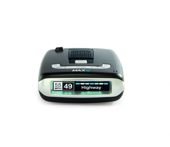 The Escort Max II HD- car radar detectors