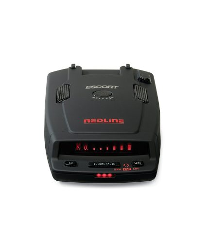 The Escort RedLine Radar Detector- car radar detectors