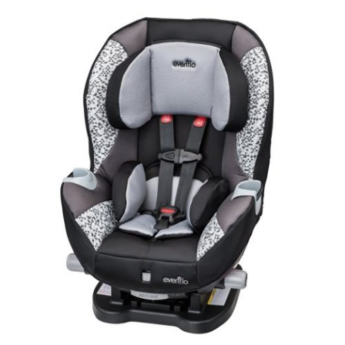 The EvenFlo Triumph- baby seats