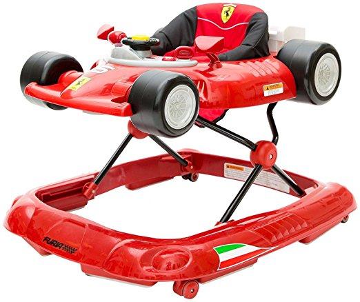 The Ferrari F1 Combi Baby Walkero- best baby walkers