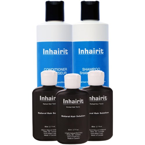 The Inhairit Growth Topical Herbal Treatment Shampoo- hair growth shampoo