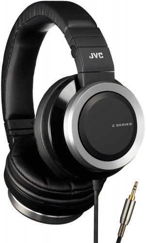 The JVC HA-SZ1000 Kenwood Victer Over-Ear Headphones- best over-ear headphones