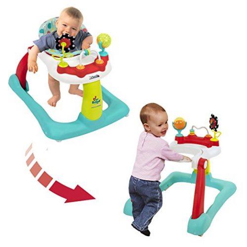 The Kolcraft Tiny Steps Jubilee Baby Walker- best baby walkers