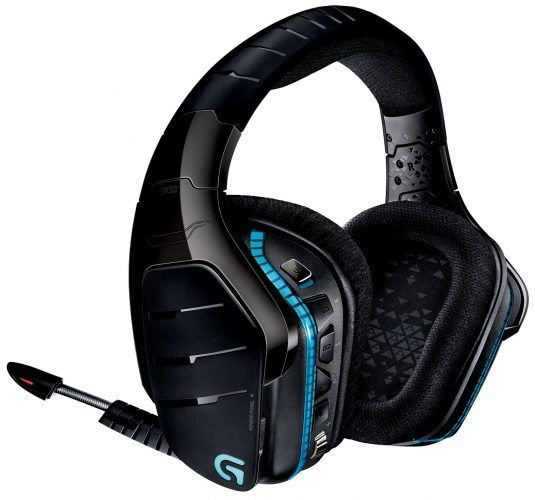 The Logitech Artemis Spectrum G933-best wireless gaming headsets