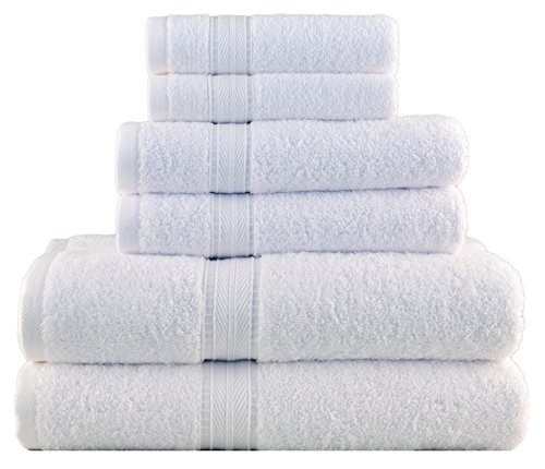 The Lunasidus Bergamo Luxury Bath Towel