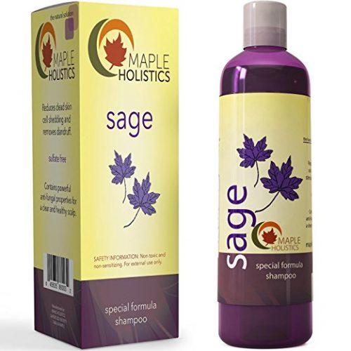 The Maple Holistics Sage Shampoo- hair growth shampoos