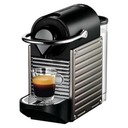 The Nespresso Pixie Espresso Machine-Espresso Machine