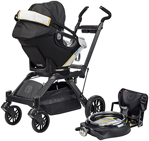 The Orbit Baby G3- baby car seats