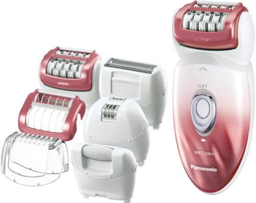 The Panasonic ES-ED90P Epilator/Shaver