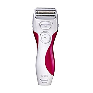 The Panasonic ES2207P Cordless Electric Shaver-Electric Shavers for Woman