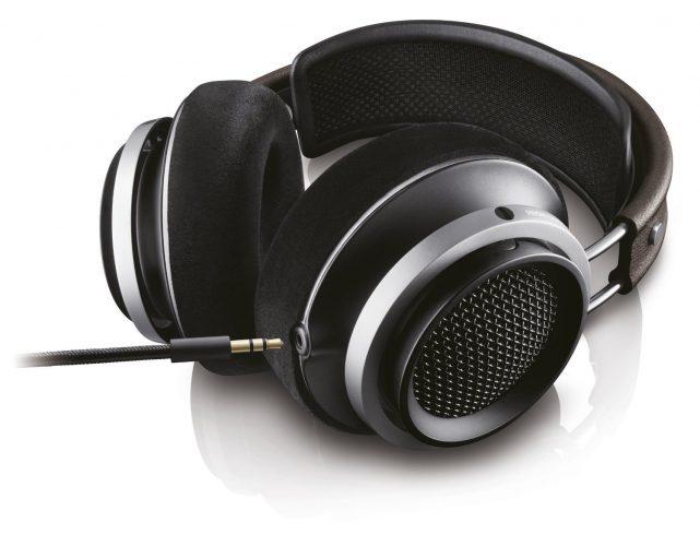 The Philips Fidelio X1- Open Back Headphones