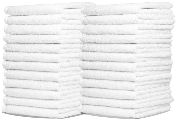 The Royal Wash Toweling Set- bath towels