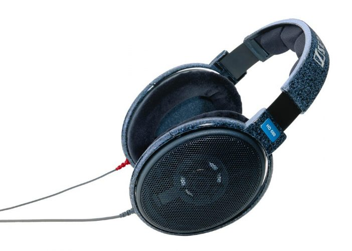 The Sennheiser HD 600- Open Back Headphones