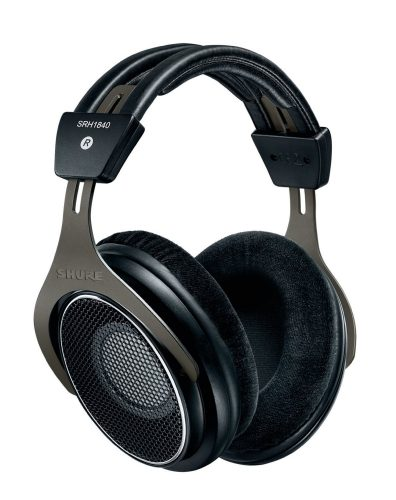 The Shure SRH1840- Open Back Headphones