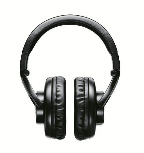 The Shure SRH440- headphones